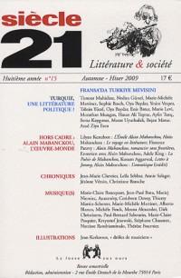 Revue Siecle 21 N15