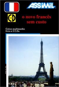 O Novo Francês sem custo (1 livre + coffret de 3 CD) (en portugais)