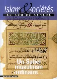 Islam & Societes au Sud du Sahara