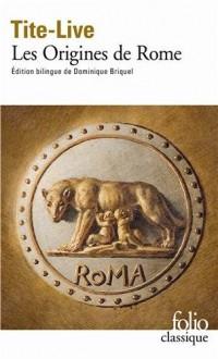 Histoire romaine : Tome 1, Les Origines de Rome,