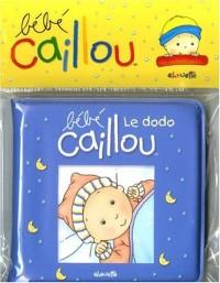 Bébé Caillou : Le dodo