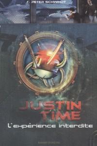 Justin Time, Tome 2 : L'expérience interdite