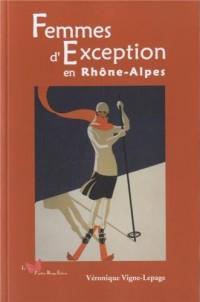Femmes d'Exception en Rhône-Alpes