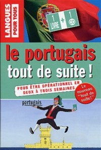 Portugais tout de suite (coffret 1 cassette + 1 CD audio)