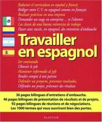 Travailler en espagnol