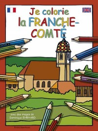 Je colorie la Franche-Comté