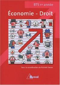 Economie-Droit : BTS 1ere Année