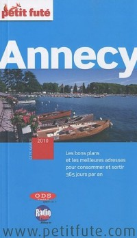 Le Petit Futé Annecy