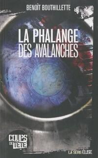 Elise, Tome 3 : La Phalange des avalanches