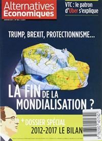 Alternatives Economiques mensuel N°364 - janvier 2017