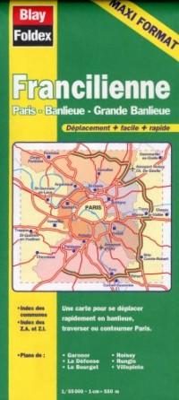 Francilienne paris - banlieue - grande banlieue