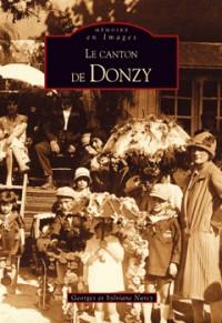 Le canton de donzy