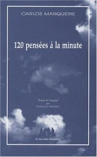 120 pensées à la minute