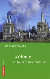 Ecologie et gouvernance mondiale