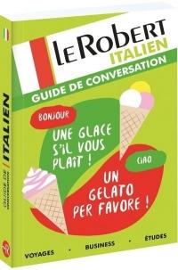 Le Robert - Guide de conversation Italien