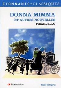 Donna Mimma : Et autres nouvelles