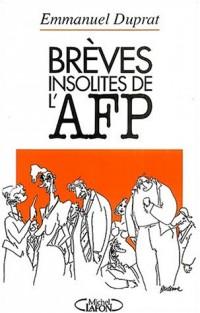 Brèves de l'AFP