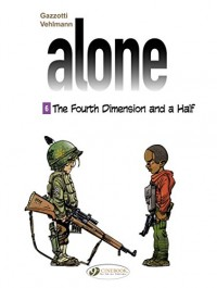 Alone : Book 6, The Fourth Dimension and a Half