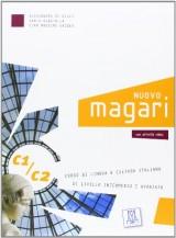 Nuovo Magari C1/C2 : Corso di lingua e cultura italiana di livello intermedio e avanzato (2CD audio)