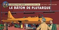 Blake et Mortimer T23 le Baton de Plutarque - Version Strips