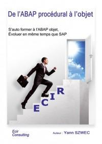 De l'ABAP procédural à l'objet