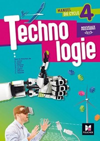 Technologie - Cycle 4