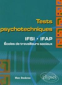 Tests psychotechniques : IFSI, IFAP, travailleurs sociaux