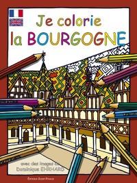 Je colorie la Bourgogne