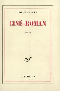 Ciné roman