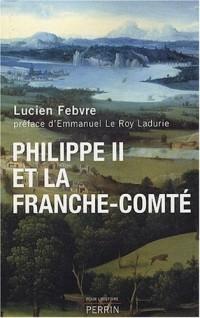 Philippe II et la Franche Comté