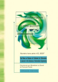 I3 Revue Hors Série N 2, 2007 (Information Interaction Intelligence)