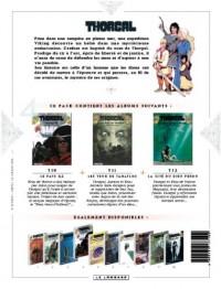 Pack découverte Thorgal 4 - 3 BD pour le prix de 2 : T10 édition spéciale + T11 + T12