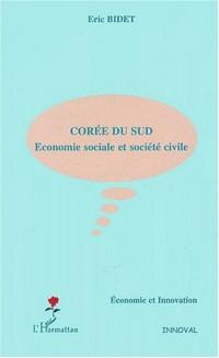 Corée du sud. : Economie sociale et société civile