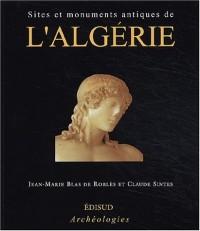 Sites et monuments antiques de l'Algérie