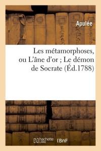 Les Métamorphoses  ed 1788