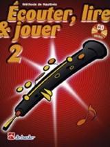 Ecouter, lire et jouer - Volume 2 (hautbois) + 1 Cd