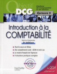 Objectif Dcg Introduction a la Comptabilite