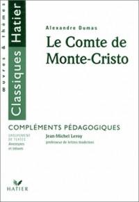Dumas. le comte de monte cristo - professeur