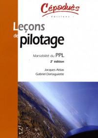 Leçons de Pilotage - Maniabilité du PPL Deuxième édition