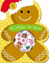 Mes mini-coloriages de Noël - La magie de Noêl