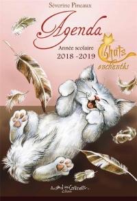 Agenda scolaire 2018-2019 Les Chats enchantés