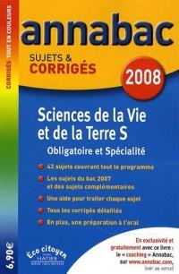Sciences de la vie et de la Terre S : Sujets et corrigés