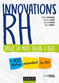Innovation RH - Passer en mode digital et agile