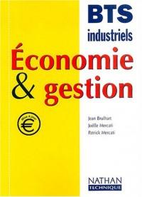 Economie et Gestion, BTS Industriel (Manuel)