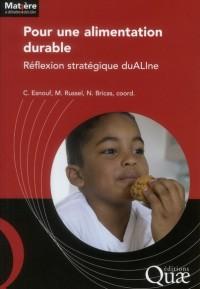 Pour une Alimentation Durable - Réflexion Stratégique Dualine