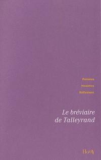 Le breviaire de talleyrand