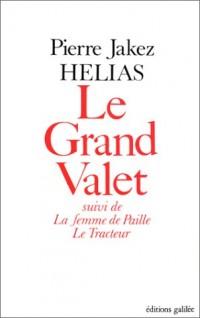 Théâtre 1 : Le Grand Valet - La Femme de paille - Le Tracteur - L'Autre - Les Fous de la mer - Le Renard et sa peau - La Nuit était blanche