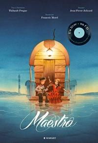 Maestro (un Livre+un CD Gratuit)