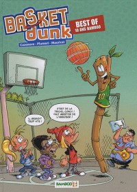 Basket Dunk : Best of 10 ans Bamboo