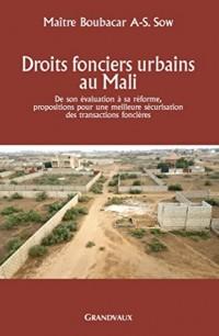 Droits fonciers urbains au Mali